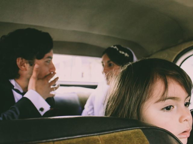 El matrimonio de Pablo y Renata en Rancagua, Cachapoal 1