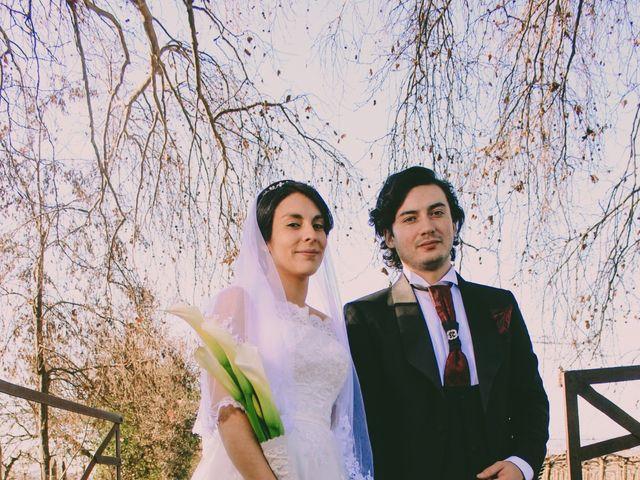 El matrimonio de Pablo y Renata en Rancagua, Cachapoal 9