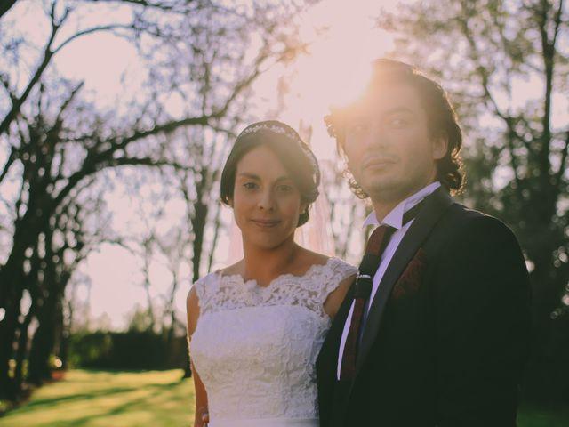 El matrimonio de Renata y Pablo