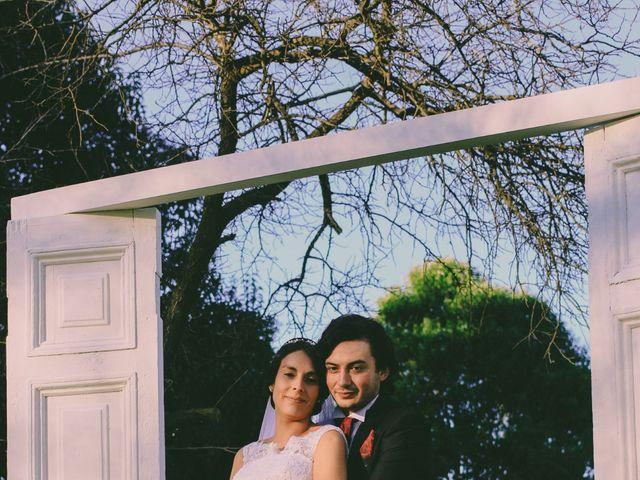 El matrimonio de Pablo y Renata en Rancagua, Cachapoal 15