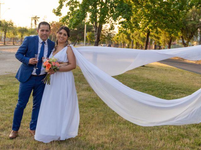 El matrimonio de Yessenia y Fabian