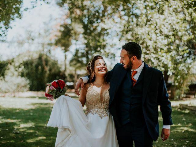 El matrimonio de Ana María  y Iván Javier