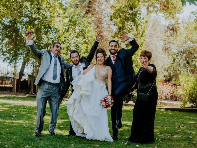 El matrimonio de Iván Javier  y Ana María  en Quilicura, Santiago 9