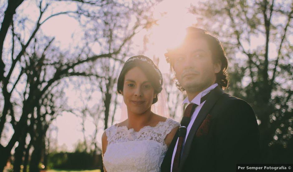 El matrimonio de Pablo y Renata en Rancagua, Cachapoal