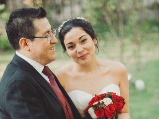 El matrimonio de Paula  y Luis  1