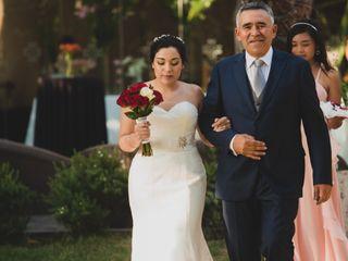 El matrimonio de Paula  y Luis  2