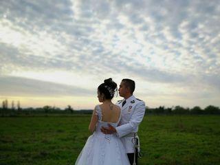 El matrimonio de Clovis  y Ivana  2