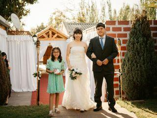 El matrimonio de Paula y Rafael 1