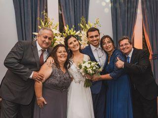 El matrimonio de Javiera y Diego 2