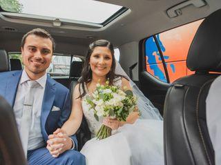 El matrimonio de Javiera y Diego