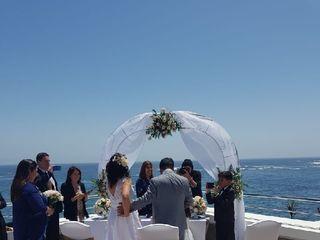 El matrimonio de Lizet y André 2