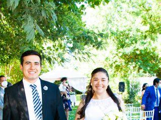 El matrimonio de Geraldy  y Francisco  2