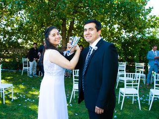 El matrimonio de Geraldy  y Francisco  3
