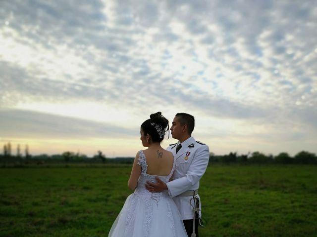 El matrimonio de Ivana  y Clovis  en Ñiquén, Ñuble 3