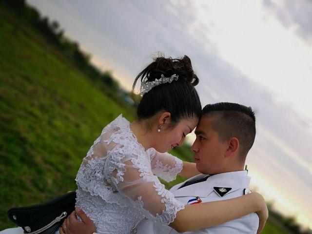 El matrimonio de Ivana  y Clovis  en Ñiquén, Ñuble 4