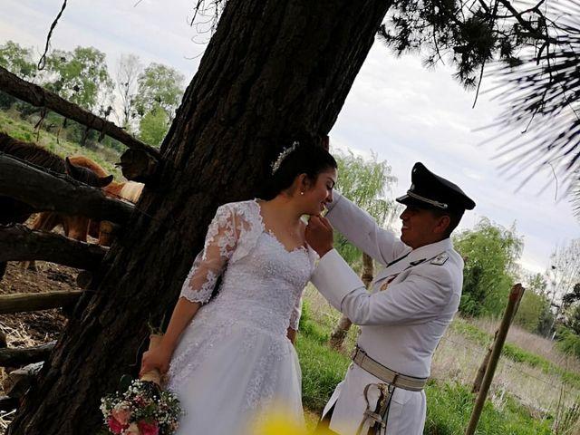 El matrimonio de Ivana  y Clovis  en Ñiquén, Ñuble 5