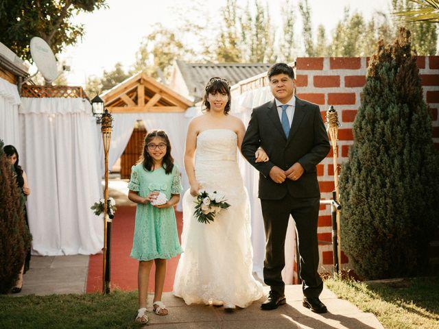 El matrimonio de Rafael y Paula en Puente Alto, Cordillera 3