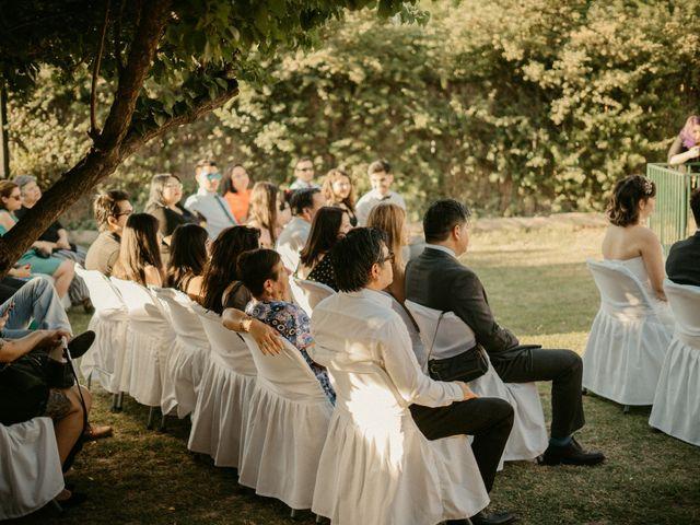 El matrimonio de Rafael y Paula en Puente Alto, Cordillera 5
