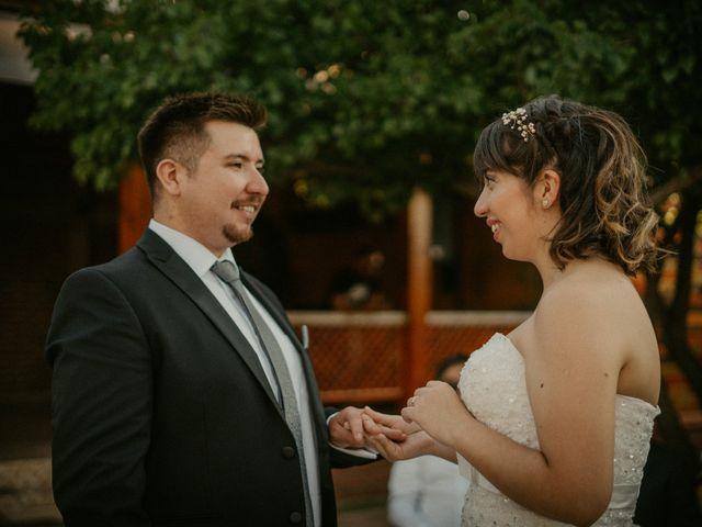 El matrimonio de Rafael y Paula en Puente Alto, Cordillera 9