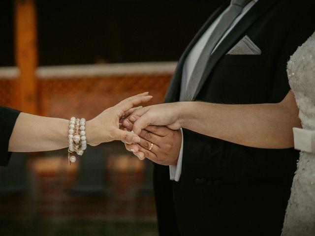 El matrimonio de Rafael y Paula en Puente Alto, Cordillera 10