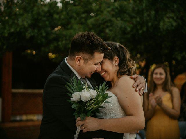 El matrimonio de Rafael y Paula en Puente Alto, Cordillera 11
