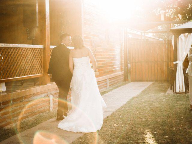El matrimonio de Rafael y Paula en Puente Alto, Cordillera 1