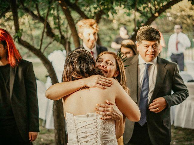 El matrimonio de Rafael y Paula en Puente Alto, Cordillera 13