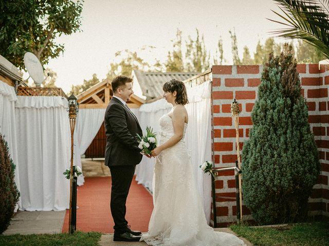 El matrimonio de Rafael y Paula en Puente Alto, Cordillera 15