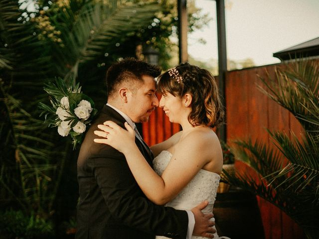 El matrimonio de Rafael y Paula en Puente Alto, Cordillera 18