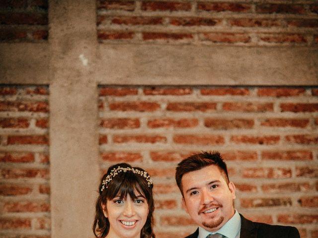 El matrimonio de Rafael y Paula en Puente Alto, Cordillera 20