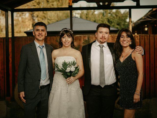 El matrimonio de Rafael y Paula en Puente Alto, Cordillera 21