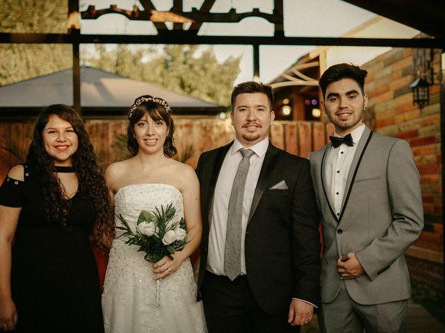 El matrimonio de Rafael y Paula en Puente Alto, Cordillera 22