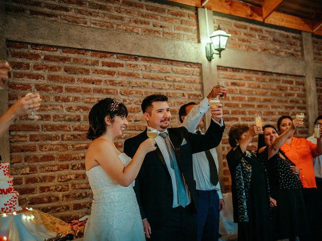 El matrimonio de Rafael y Paula en Puente Alto, Cordillera 23