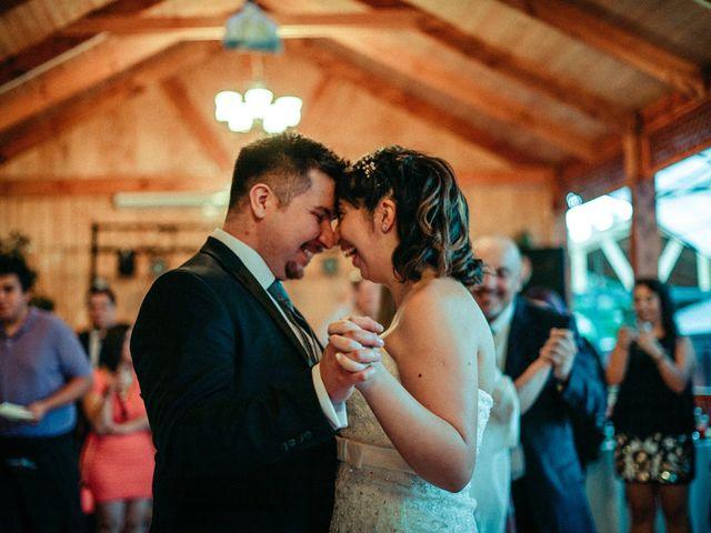 El matrimonio de Rafael y Paula en Puente Alto, Cordillera 2