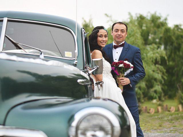 El matrimonio de Claudia y Jorge