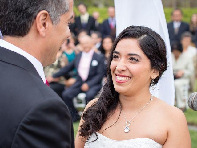 El matrimonio de León y Marcia en Casablanca, Valparaíso 36