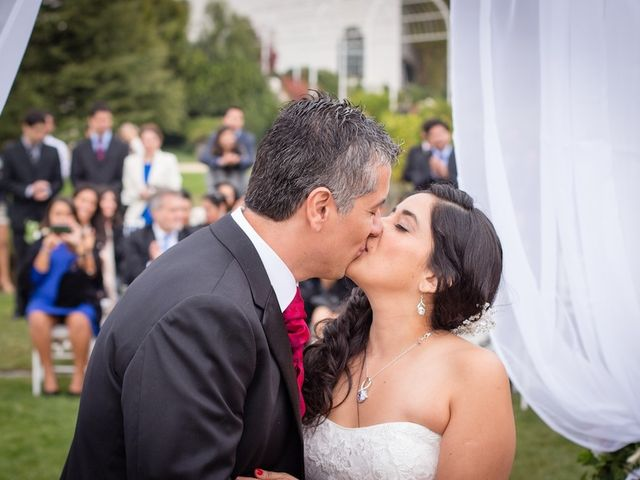 El matrimonio de León y Marcia en Casablanca, Valparaíso 43
