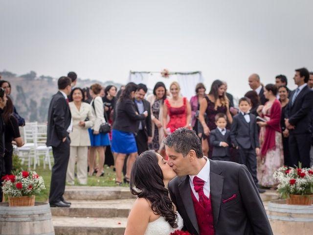 El matrimonio de León y Marcia en Casablanca, Valparaíso 44