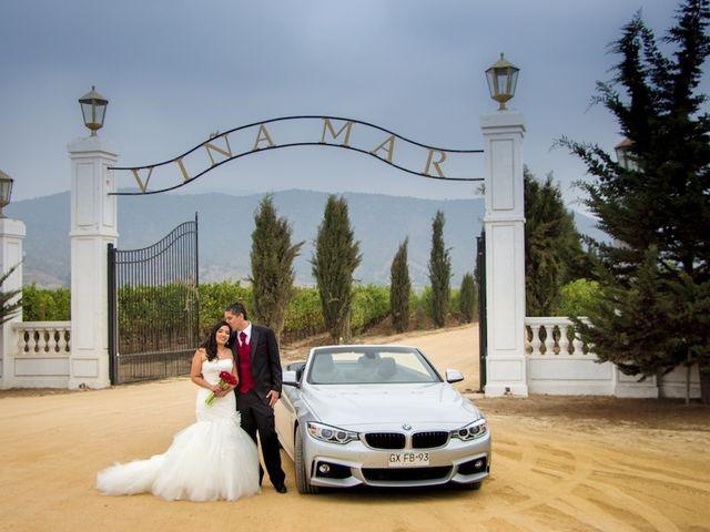 El matrimonio de León y Marcia en Casablanca, Valparaíso 45
