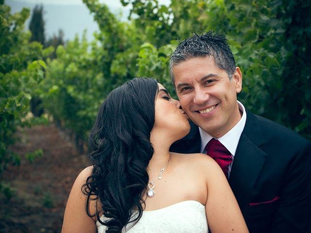 El matrimonio de León y Marcia en Casablanca, Valparaíso 46