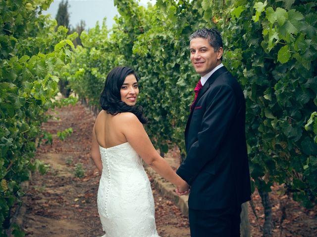 El matrimonio de León y Marcia en Casablanca, Valparaíso 50