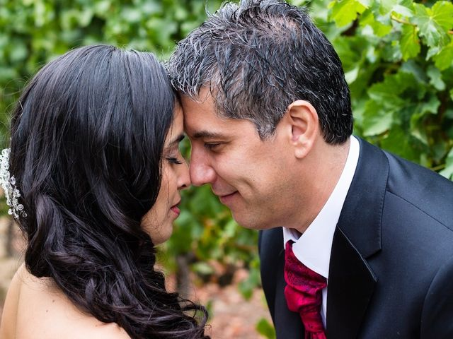 El matrimonio de León y Marcia en Casablanca, Valparaíso 52