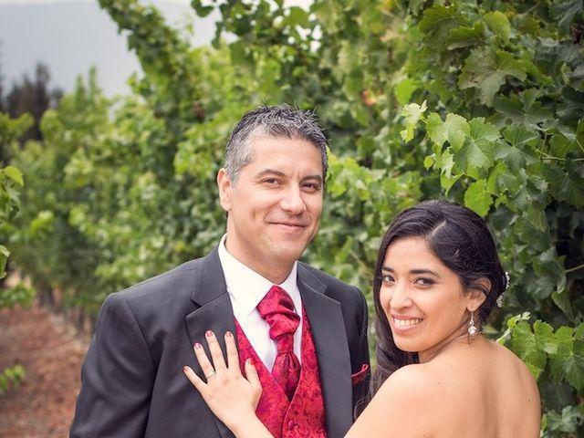 El matrimonio de León y Marcia en Casablanca, Valparaíso 55