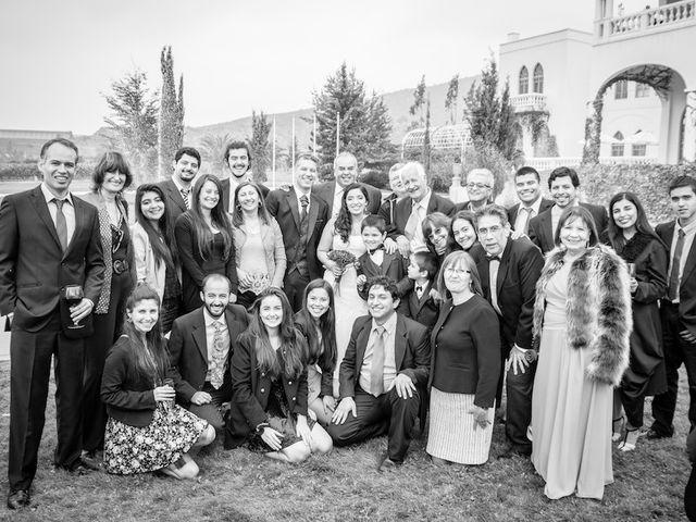 El matrimonio de León y Marcia en Casablanca, Valparaíso 60