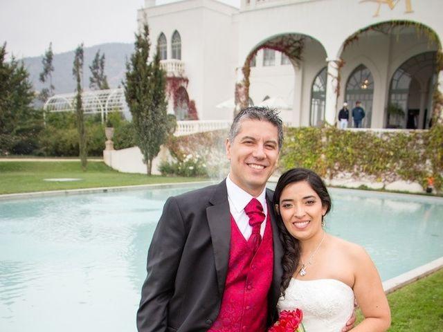 El matrimonio de León y Marcia en Casablanca, Valparaíso 62