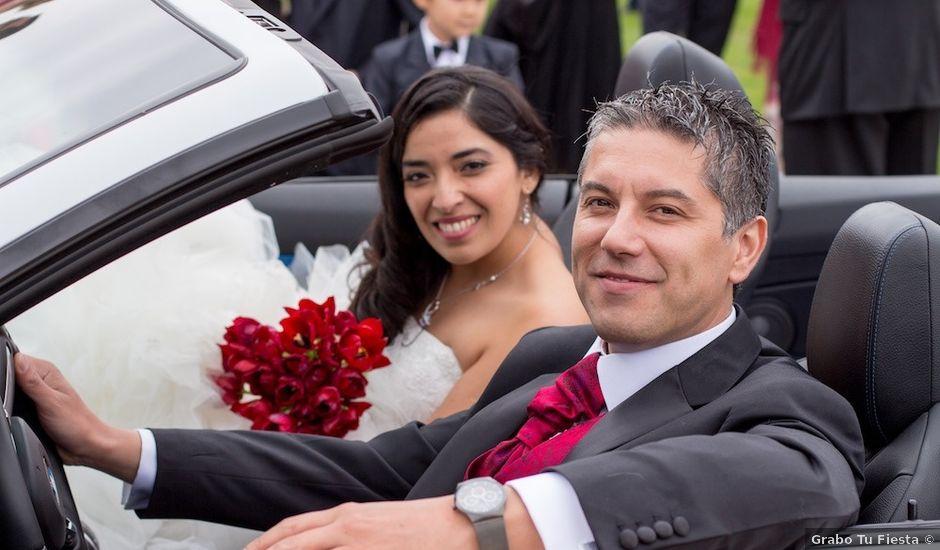 El matrimonio de León y Marcia en Casablanca, Valparaíso