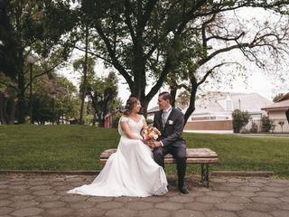 El matrimonio de Fernanda y Andrés  3
