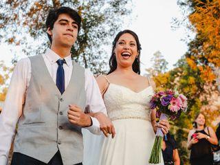 El matrimonio de Maricela y Rodrigo 3