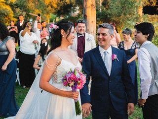El matrimonio de Maricela y Rodrigo