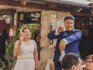 El matrimonio de Daniel y Érica 1